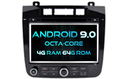 Android 9.0 For VW TOUAREG 2012-2015 (W2-RVF5571)