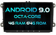 Android 9.0 For VW JETTA/TIGUAN/PASSAT (W2-RVF5339)