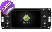 Android 8.0 For CHRYSLER JEEP DODGE (W2-W202)