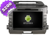 Android 8.0 For KIA SPORTAGE (W2-W537)