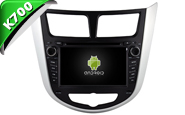 Android 10 For HYUNDAI VERNA/SOLARIS/ACCENT (W2-KS6263)