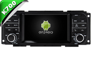 Android 10 For CHRYSLER GRAND VOYAGER (W2-KS6836)