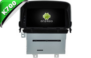 Android 10 For OPEL MOKKA (W2-KS5549)