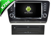 Android 10 For SKODA Octavia 2013 (W2-KS5520)