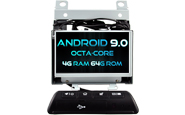Android 9.0 For Land Rover Freelander 2 2007-2012 (W2-RVF5208)