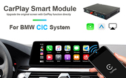 Wireless Carplay/Andriod Auto for BMW CIC System of 6.5/8.8 inches of Screen (CP201C)