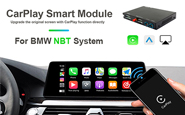 Wireless Carplay/Andriod Auto for BMW NBT System of 6.5/8.8 inches of Screen (CP301N)