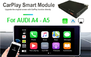 Wireless Carplay/Andriod Auto For AUDI A4-A5-Q5 (MMI 3G Basic isn't supported) (CP502A)