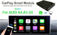 Wireless Carplay/Andriod Auto For AUDI A4-A5-Q5 (CP503A)