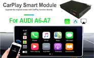 Wireless Carplay/Andriod Auto For AUDI A6-A7 (RMC system is not supported) (CP504A)