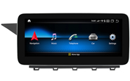 Android 10.0 For MERCEDES-BENZ GLK-Class X204 2008-2012 (NTG4.0) (W2-ZF7308)