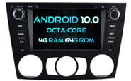 Android 10 For BMW MANUAL AIR BMW E90/E91/E92/E93 (W2-RVT5733)