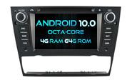 Android 10 For BMW AUTO AIR BMW E90/E91/E92/E93 (W2-RVT5713)
