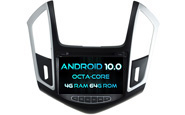 Android 10 For Chevrolet Cruze 2014 (W2-RVT5526)