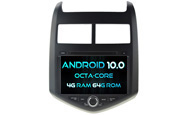 Android 10 For CHEVROLET AVEO/SONIC 2011-2014 (W2-RVT5745)