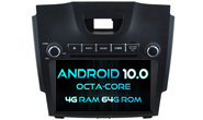 Android 10 For Cheverolet S10/ISUZU D-MAX (W2-RVT5714B)