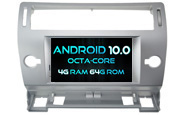 Android 10 For CITROEN C4 (W2-RVT5691S)
