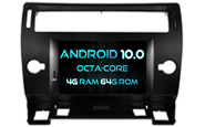 Android 10 For CITROEN C4 (W2-RVT5691B)