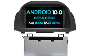 Android 10 For FORD FIESTA 2013 (W2-RVT5757)