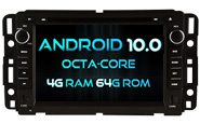 Android 10 For GMC YUKON/SUBURBAN/TAHOE/ACADIA (W2-RVT5391)