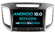 Android 10 For HYUNDAI CRETA (W2-RVT5584)