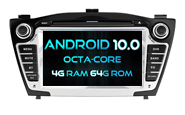 Android 10 For HYUNDAI IX35 2009-2013 (W2-RVT5735)