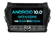 Android 10 For HYUNDAI IX45/SANTA FE 2013 (W2-RVT5798)