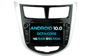 Android 10 For HYUNDAI VERNA (W2-RVT5711)