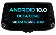 Android 10 HYUNDAI I30 2018 (W2-RVT5368)