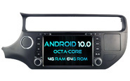 Android 10 For KIA RIO 2015 (W2-RVT5562)
