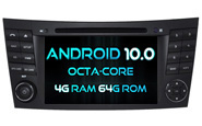 Android 10 For MERCEDES-BENZ E CLASS W211 (W2-RVT5799)