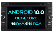 Android 10 For NISSAN QASHQAI/PALADIN (W2-RVT5349)
