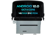 Android 10 For OPEL MOKKA (W2-RVT5549)