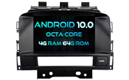 Android 10 For OPEL ASTRA J (W2-RVT5754)