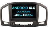 Android 10 For OPEL INSIGNIA 2008-2011 (W2-RVT5753)