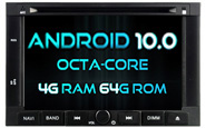 Android 10 For PEUGEOT 3008/5008 2009-2011 (W2-RVT5738)