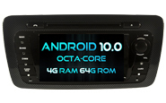Android 10 For SEAT IBIZA 2013 (W2-RVT5524)