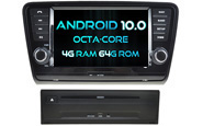 Android 10 For SKODA Octavia 2013 (W2-RVT5520)