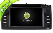 Android 10 For TOYOTA COROLLA 2004-2007 (W2-RDT5512)