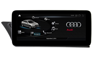 Android 10 For AUDI A4/A5 HIGH 2008-2016 (W2-AX2313)