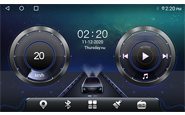 BIG SCREEN Android 10.0 DTF9XXX INTRODUCTOIN