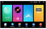 BIG SCREEN Android 11 TB/DTB T5 2G+32G INTRODUCTOIN