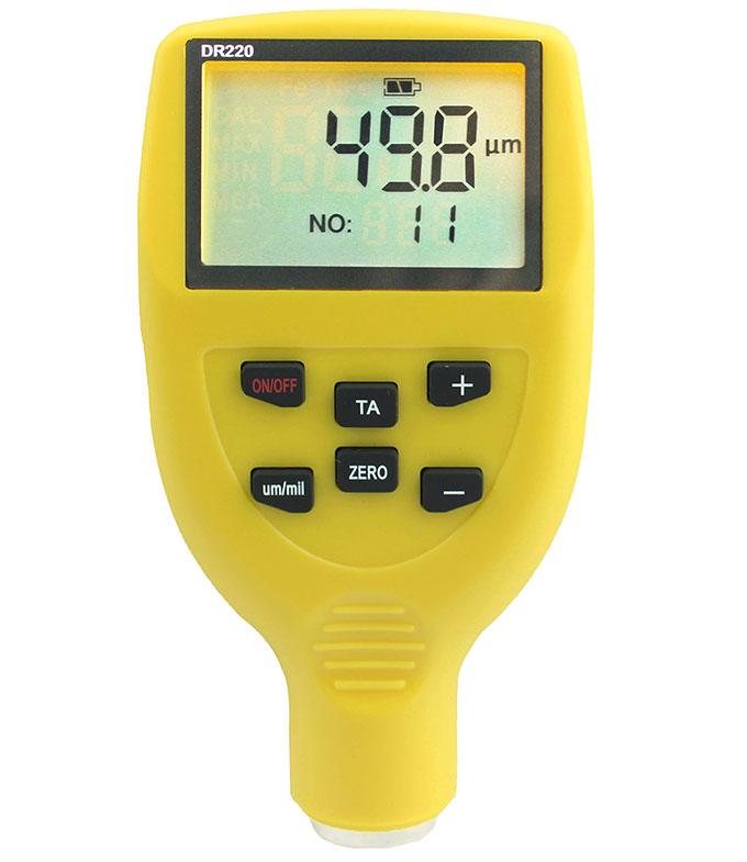 DR220涂层测厚仪 (铁基)