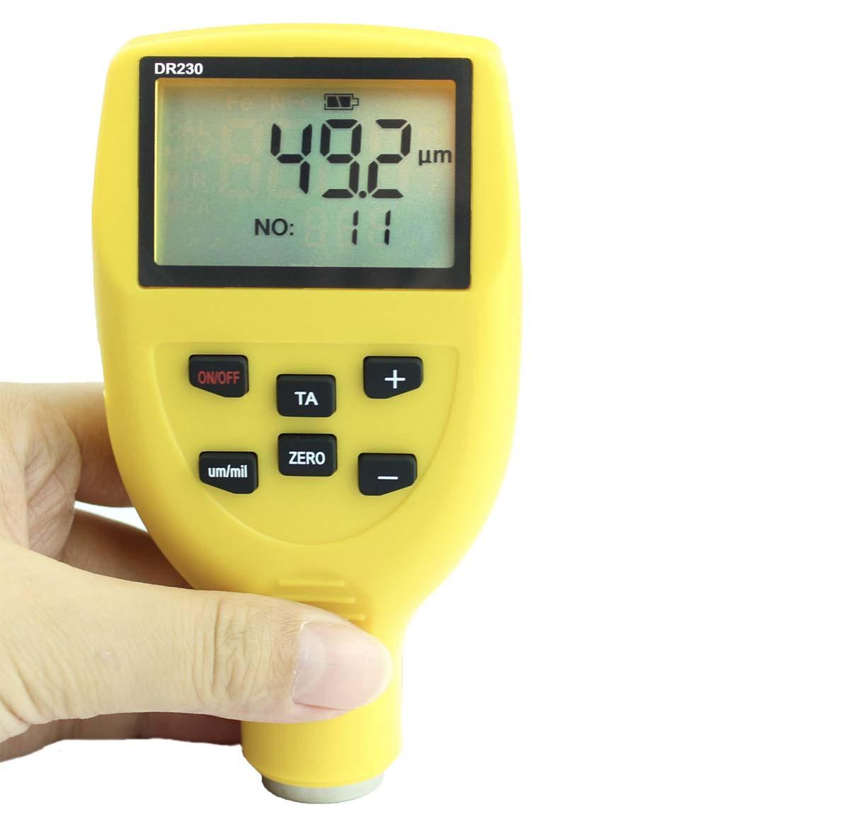 DR230两用涂层测厚仪(两用型)