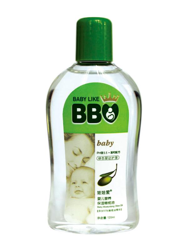 婴儿保湿橄榄油