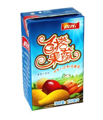 Vegetable Juice (Orange edition)