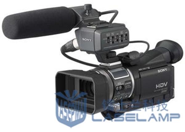 激光秀与摄像机的关系