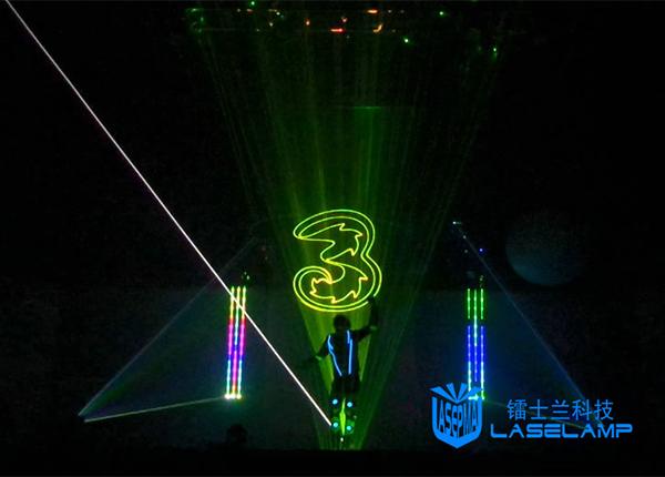 3D激光舞设备