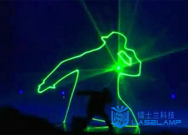 个性化激光舞设备