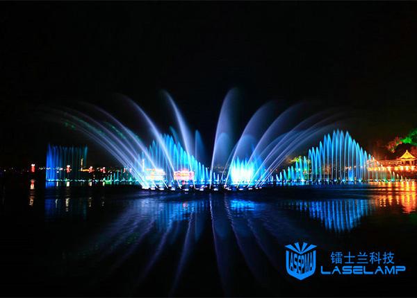 喷泉设备,音乐喷泉设计